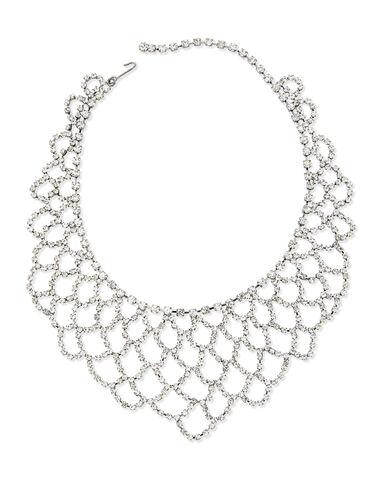 File:Kenneth Jay Lane - Gunmetalcrystal scalloped lace crystal bib necklace.jpeg