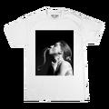 Coachella Merch gaga tentacle white t-shirt