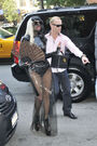 7-18-11 Arriving at Z100, KTU & 92.3 Now in NYC 001