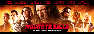 Machete Kills Tomorrow Header