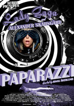 Paparazzi Music Video Poster