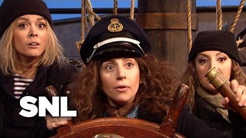 SNL - Female Sea Captains