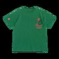 Chromatica green tee 001