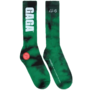 Chromatica Green Socks