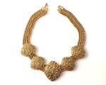 Chanel - Vintage gold necklace