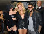 Beyonce and Usher