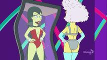 Lisa Goes Gaga Vampire