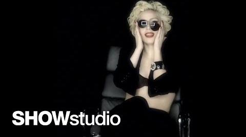 SHOWstudio - In Camera