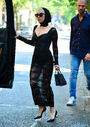 5-29-18 Leaving her apartment in NYC 003