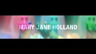 Mary Jane Holland - artRAVE Backdrop