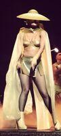 The Born This Way Ball Tour Black Jesus Amen Fashion 008