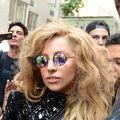 8-21-13 Leaving her apartment in NYC 001