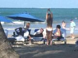 11-2-12 On beach in Puerto Rico 001