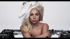 Inez and Vinoodh ARTPOP Film 014