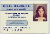 Joannes student card