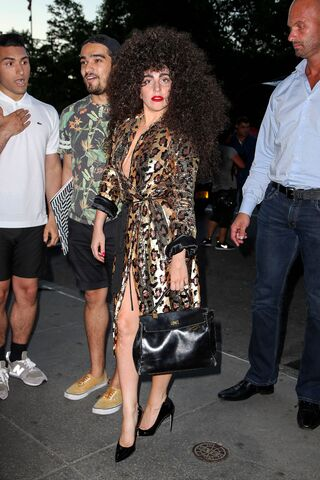 File:6-5-14 Arriving at her apartment in NYC 003.jpg