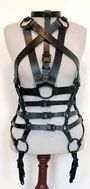 Zana Bayne Custom Leather Harness
