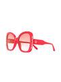 Elie Saab - Oversized sunglasses (SS18C)
