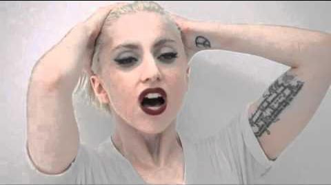 Lady Gaga X Supreme