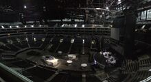 ARTRAVE stage venue setup