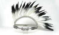 Erickson Beamon - Feather Mohawk headpiece