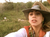 11-28-12 Gaga at Safari in South Africa 002