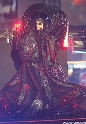 12-31-11 Times Square Performance 1