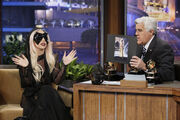 2-14-11 At The Tonight Show with Jay Leno - Interview 002