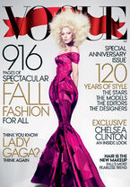 Vogue September 2012 Cover