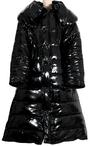 B. James - ''Big Ass'' coat vinyl jacket