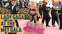 MET Gala 2019 - Gaga's Entrance