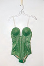 Haus of Gaga Green Bodysuit
