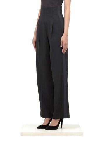 File:Stella McCartney - High-waist wool wide-leg pants.jpg
