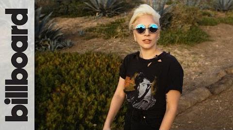 A Sunset Stroll with Lady Gaga WomenInMusic