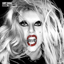 550w music lady gaga born this way front