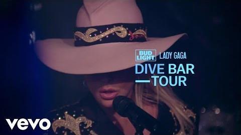 Lady Gaga - A-YO (Live From The Bud Light x Lady Gaga Dive Bar Tour - Nashville 2016)