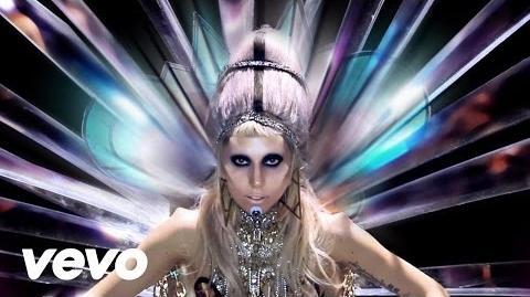 Lady Gaga - Born This Way-1