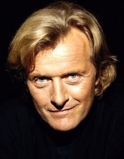 Rutger Hauer's Disembodied Floating Head
