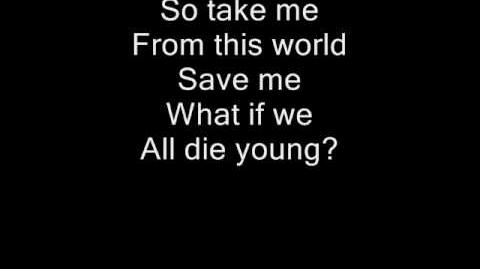Rise against - Worth dying for (lyrics)