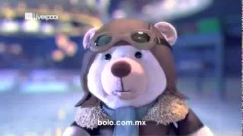 Bolo Story- Liverpool Comercial 2012