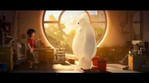 Big Hero 6 Hiro Rebuilds Baymax's Body - Movie Scene (High Quality from DVDSCR.x264)-2