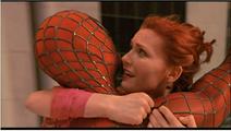 Spiderman save maryjane