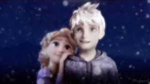 Rapunzel x Jack Frost part 2-2