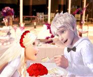 Jackunzel wedding say aaaaaah