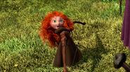 Pixar-Brave-Merida as a child