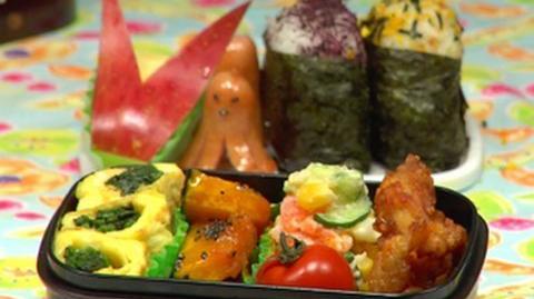 How to Make Bento Lunch Box (Recipe) お弁当 作り方レシピ-0