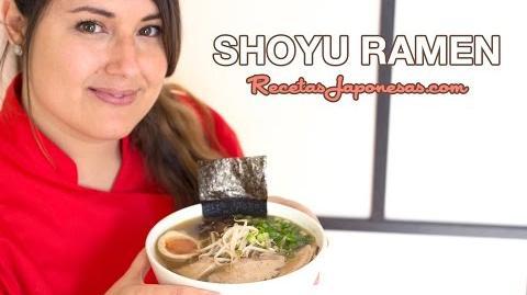 Receta de Shoyu Ramen - RecetasJaponesas.com