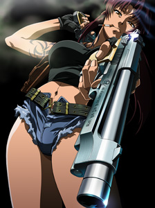 Revy Black Lagoon Wiki Fandom Powered By Wikia