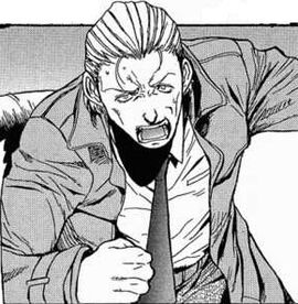 Verrocchio manga