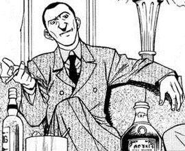 Tsugio Bando manga